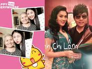 Ngọc Hân nhí nhảnh bên bà ngoại -  Quang Lê bất ngờ về diện mạo mới của Khanh Chi Lâm