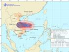 Tin khẩn cấp về cơn bão số 11: Đề phòng thuỷ triều dâng 3-4m