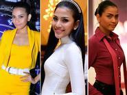 Gu thời trang đẹp lạ của Trương Thị May