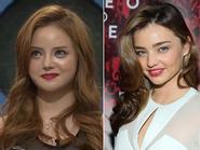 Thiếu nữ xinh đẹp phẫu thuật để giống siêu mẫu Miranda Kerr