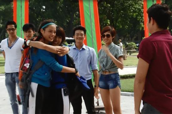 Diệp Lâm Anh, Thu Hiền chiến thắng Cuộc đua kì thú 2013