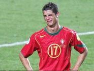 Biệt danh đầu tiên của Ronaldo là… mít ướt