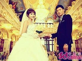 'Hạ Tử Vy' Tân Hoàn Châu rực rỡ trong ngày cưới