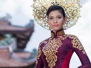 Miss Universe 2013: Lộ diện quốc phục Việt Nam của Trương Thị May