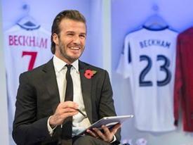 Beckham tiết lộ từng bị trộm nhìn lén lúc đang ngủ
