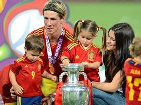 Torres - chân sút chung tình nhất nước Anh