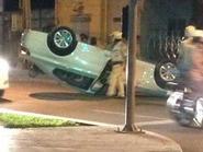 """Siêu mẫu Võ Hoàng Yến: """"Tôi không nhớ gì về tai nạn lật xe"""""""