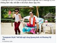 Phương Mỹ Chi từ chối show diễn của Psy nhí ở Việt Nam