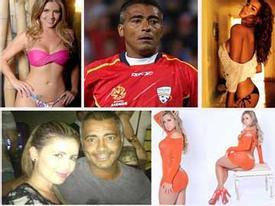 Chiến tích tình trường sửng sốt của 'đàn anh' Ronaldo