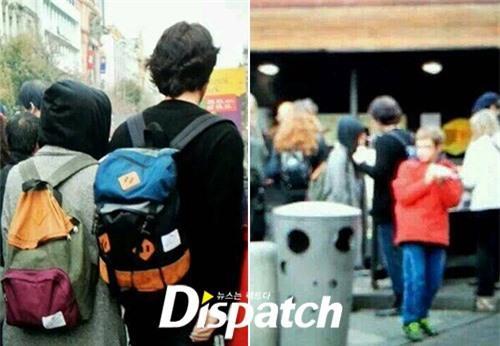 Lộ ảnh hẹn hò cận mặt của Kim Bum và Moon Geun Young ở nước ngoài   Kim Bum,Moon Geun Young,sao Hàn hẹn hò,Nữ thần lửa Jung Yi