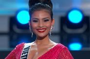 Miss Universe 2013: Trương Thị May rực rỡ với áo tắm và trang phục dạ hội