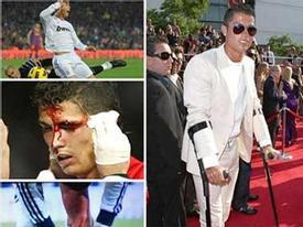 Cú sốc đột quỵ, suýt bỏ mạng trên sân của Ronaldo