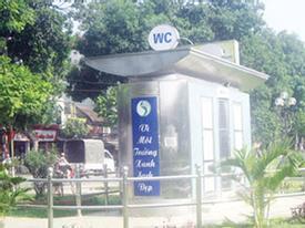 Hà Nội xây 14 nhà vệ sinh 'dát vàng' bằng ngân sách