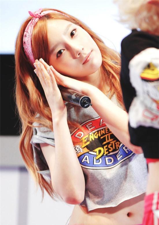 Taeyeon (SNSD) - Thủ lĩnh nhắng nhít không ai sánh bằng