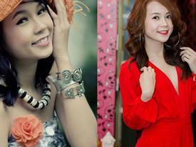 Hot girl Việt một thời sến sẩm