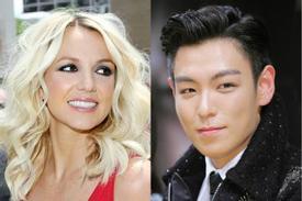 Britney Spears và T.O.P quyến rũ nhất thế giới