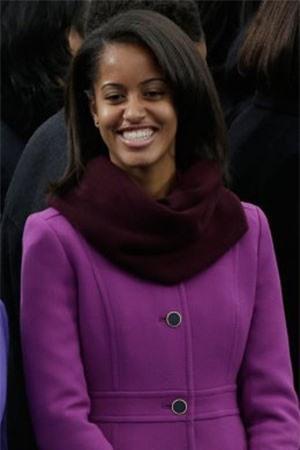 Con gái Obama lọt top 9X ảnh hưởng nhất thế giới - Ảnh 10