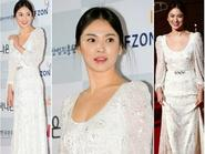 Song Hye Kyo quyến rũ với làn da đẹp không tì vết