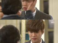 Lee Min Ho thấy thích khi bị tát