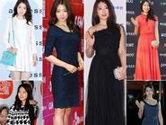'Lọ lem' Park Shin Hye với gu thời trang nữ tính