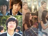 Ảnh đẹp trai thời đi học của Jang Geun Suk - Kim Tae Hee rạng ngời ở đời thường
