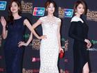 Thời trang thảm đỏ đẹp mê hồn của dàn sao Hàn Quốc sáng giá