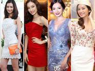Phong cách thời trang đẹp mĩ miều của Trúc Diễm