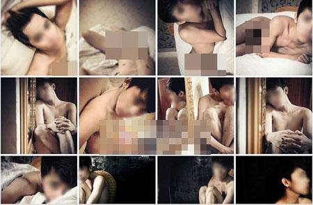 Nam thanh niên gây shock khi tự tung loạt ảnh nude phản cảm lên FB