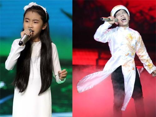 Phương Mỹ Chi và Quang Anh