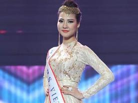 Trần Thị Quỳnh bị 'ném đá tảng' dù lọt Top 6 Mrs World 2013