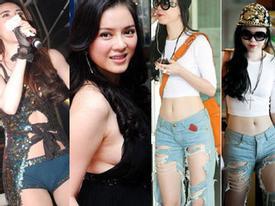 Style thời trang gây 'tức mắt' của Sao Việt