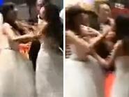Clip Người tình vác bụng bầu đến đánh ghen cô dâu tơi tả