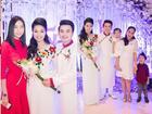 Dàn sao Việt tới chúc mừng đám cưới của Lê Khánh tại Sài Gòn