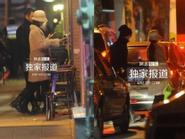 Angela Baby theo Huỳnh Hiểu Minh đi khách sạn qua đêm