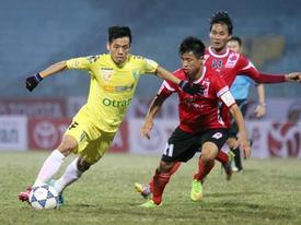Tiền vệ U19 VN cứu Á quân V.League thoát thua trên sân nhà
