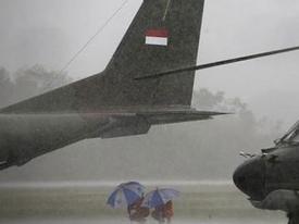 QZ8501 không nhận được dự báo thời tiết trước khi bay?