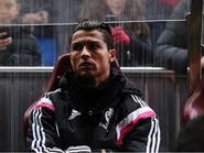 HLV Ancelotti lý giải quyết định để C.Ronaldo dự bị