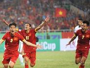 ĐT Việt Nam hơn Thái Lan 11 bậc trên bảng xếp hạng FIFA 2015