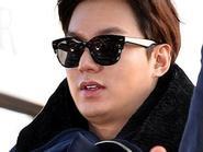 Lee Min Ho lộ mặt béo cằm xệ