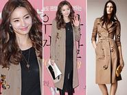 'Ngẩn ngơ' với váy áo hàng hiệu của 'búp bê' Han Chae Young