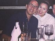 Facebook 24h: Tăng Thanh Hà mặt tròn xoe đi ăn cùng chồng