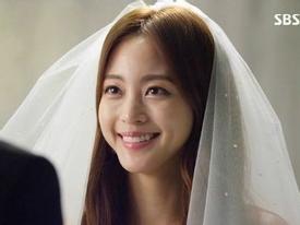 'Mỹ nhân dao kéo' Han Ye Seul hạnh phúc trong ngày cưới