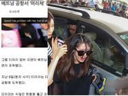 """Loạt báo Hàn Quốc """"sục sôi"""" vì Ji Yeon (T-Ara) bị fan Việt giật tóc"""