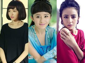10 nữ hoàng rating trên màn ảnh nhỏ Hoa ngữ (1)