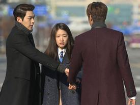 11 cảnh nắm cổ tay hot nhất trong phim Hàn