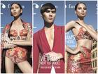 Lộ diện ảnh bìa của Tân quán quân Vietnam Next Top Model