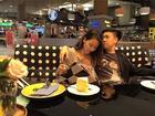 Facebook 24h: Lê Hiếu mừng sinh nhật bạn gái 9X ở Thái Lan