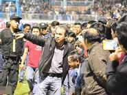 HAGL siết chặt an ninh, không để vỡ sân khi gặp Thanh Hóa