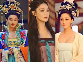 Vẻ đẹp tuyệt sắc của 'Tiêu Thục Phi' Trương Hinh Dư