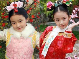 'Thiên thần nhí' dễ thương của màn ảnh Hoa ngữ